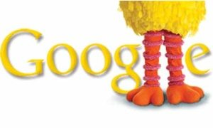 Google Celebrates 40th Aniversary of Sesame Street