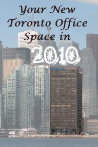 Your New Toronto Office Space