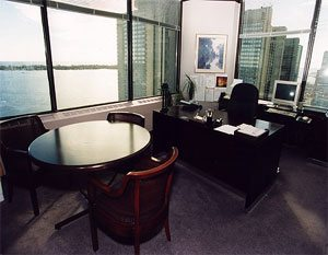 Toronto executive office space