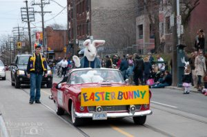 The Easter Bunny Needs Downtown Toronto Office Space