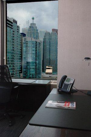 rent Toronto Office Space