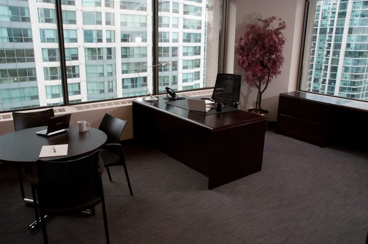 Rent Toronto Office Space