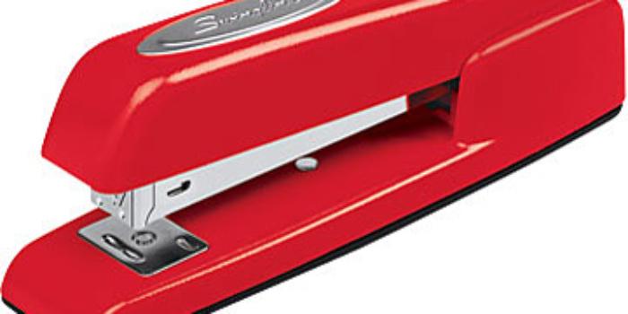 Office Space Toronto red stapler