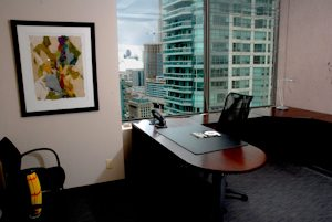 The capital cost saving of a serviced office Toronto