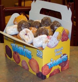 Office space Toronto Timbits