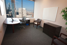 Flexible office space solutions