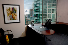 Executive Office Space