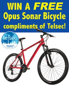 Win a Free Opus Bicycle