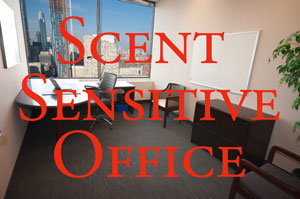 Scent Sensitive Office