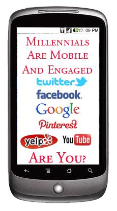 Millennials on Social Media