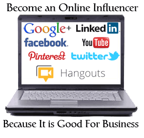 build you online influence