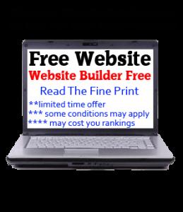 Free-Website-Builder-Problems