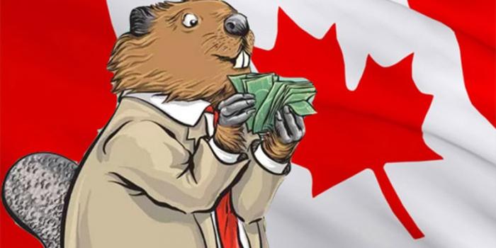 Canadian Dollar Bouncing Higher