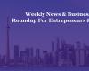 News Roundup for SME Businesses & Startups