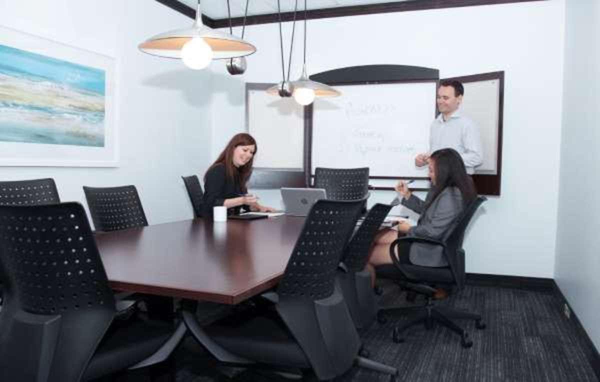 Telsec meeting rooms