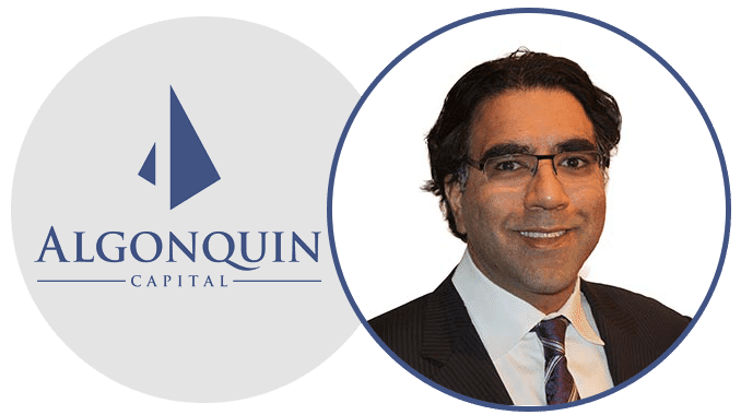 Algonquin Capital testimonal