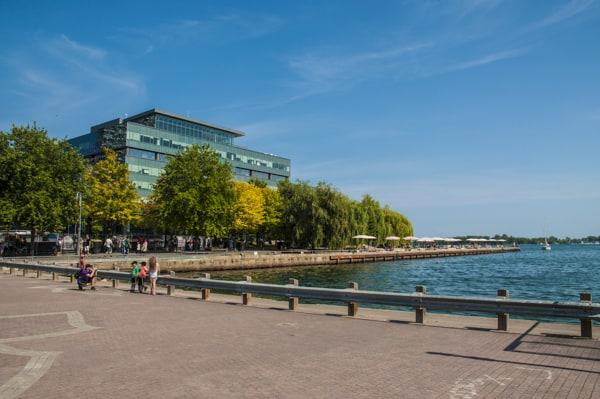 Harbourfront neighbourhood